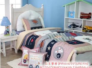 ●公主梦想●韩国*PLAY*男孩房装饰床品套装*床品套装C1372,床品,