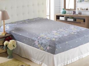 舒锐家居 床上用品 单人/双人 全棉床笠 纯棉 床垫套 多款花色,床品,