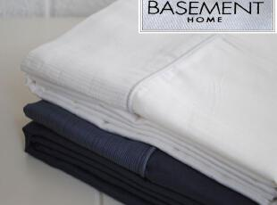 BASEMENT 床单/床罩 100%棉 60S贡缎 欧美外贸原单 单人/双人,床品,