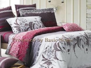 夏季65折-款加柔加厚精品磨毛四件套 床品套件 床上用品 进口胚布,床品,