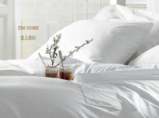 純色品质100%埃及棉 外贸原单四件套 珍珠白 恋上洛丽塔 体验价,床品,