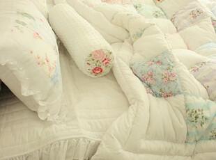 【Asa room】韩国代购床品 田园小碎花高档进口被子三件套 c175,床品,