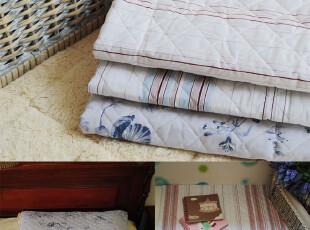外贸尾单 多用垫 枕垫 枕巾 坐垫 双层加棉绗缝 50CM*75CM,床品,