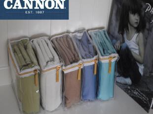 CANNON原单 原包装 大规格 外贸枕套 100%纯棉 柔软 欧式50*100CM,床品,