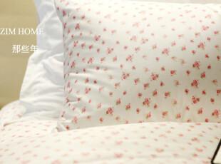 ZIM HOME 洛丽塔的花园全棉活性印花四件套 夏季促销 清爽干净,床品,