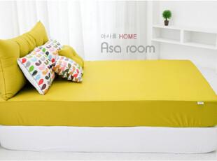 【Asa room】韩国进口床罩 纯棉橄榄绿色双人床品代购正品 dc112,床品,