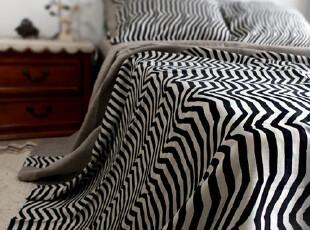 精纺本质亚麻色织四件套 床上用品最舒服的空调冷气被包邮特惠,床品,