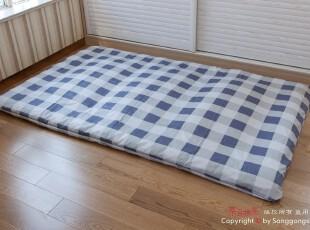 儿童/学生/单人床垫保护套 纯棉不褪色 配小店榻榻米100*200床垫,床品,