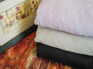 双人床笠 外贸欧单 100%纯棉贡缎 质感顺滑180*200+29CM 680g,床品,