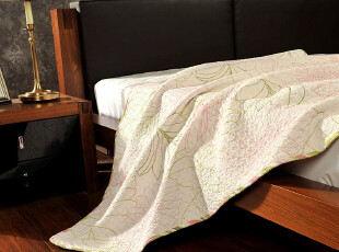 JF2587 韩国原单 空调被 清新太阳花 单被 绗缝被,床品,