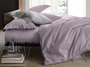 紫色FR$TTE埃及棉220*240套件200*230四件套枕套床单被套SALE,床品,