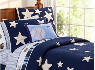 P*B*K~星星被 手工绗缝被、空调被、床盖,床品,