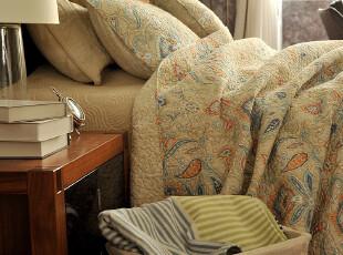 JF2896 绗缝三件套 佘米亚.波舍  夏季空调被 意大利品牌OEM,床品,