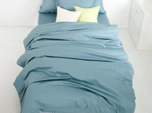 【Asa room】韩国进口代购床品 纯棉被套四件套单色正品 c353,床品,