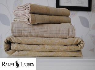 美国Ralph Lauren(拉尔夫·劳伦) 被套/床单    纯棉 色织提花,床品,