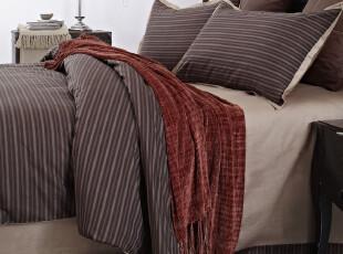 Rozene 埃及棉色织提印床上用品四件套 低价折扣 12年新款,床品,