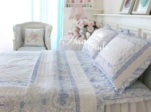韩国进口家居*蓝粉佳人*韩国衍缝空调被OR8009(2色),床品,