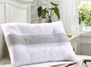 舒软治疗失眠枕头 抗压助睡眠磁疗护劲枕芯 白领防颈椎九孔枕包邮,床品,