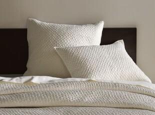 简单的奢华 现货 真丝混纺蜂窝状素色空调被绗缝被 限时9折,床品,