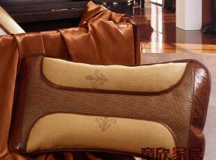 童欣家居 枕头 夏枕 凉席枕 茉莉花枕 茶叶枕保健枕 如意护颈枕,床品,