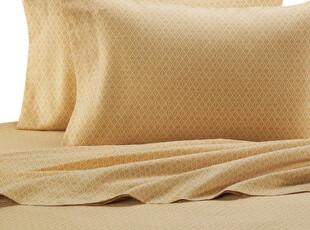 美国代购正品BEDBATH&BEYOND床品Tommy Bahama金色流年床单套件,床品,
