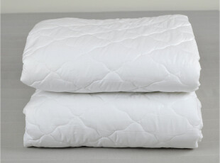 特价包邮! 外贸出口原单 床笠纯棉贡缎 加厚1.8m床 夹棉床垫 防滑,床品,