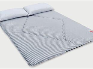 床垫包邮 日式加厚 单双人 可折叠 榻榻米斜纹涤棉床垫,床品,