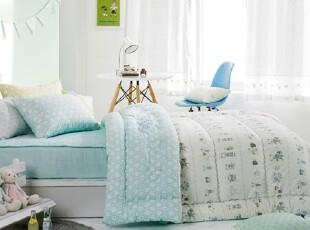 【Asa room】韩国进口代购床品 纯棉卡通儿童被子三件套 c759-b,床品,