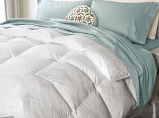 美国进口-Ralph Lauren 最顶级佩斯利丝棉提花西伯利亚白鹅绒被,床品,