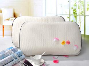 美容枕 太空慢回弹记忆枕 透气护颈椎保健枕头 单人功能枕芯 正品,床品,