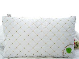 清雅居 超高弹助眠枕 白领舒适枕 枕头枕芯 缓解颈椎疲劳,床品,