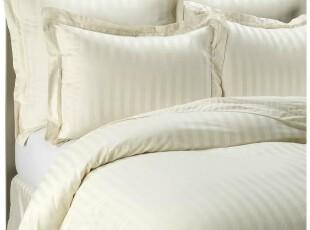 美国代购正品BBB床品Wamsutta埃及棉500高级密支被套 枕套套件,床品,
