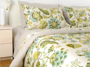 2012新!外贸出口 亚麻四件套 纯棉床上用品 亚麻套件 床品 家纺,床品,