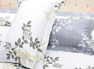 欧娜斯家纺 枕头套长枕套全棉纯棉特价情侣单人双人床上用品QWFY,床品,
