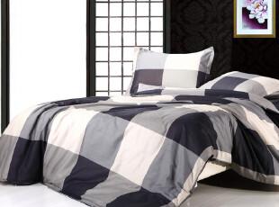 纯棉床笠式四件套 1.5/1.8米 全棉床笠四件套床上用品 特价包邮,床品,