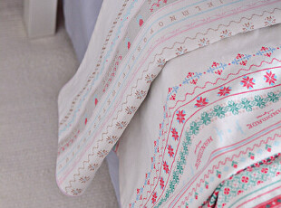 CERATO温馨棉麻超实用夏被空调被温馨民族风格,床品,