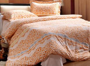 维科家纺 床上四件套 纯棉活性印花四件套  韩式可爱风 专柜正品,床品,