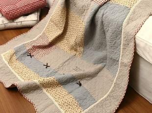 新款原单**异国情调拼布绗缝被/空调小被(特价),床品,