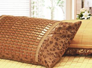 特价2011新品凉席枕套 麻将席竹枕 麻将枕套 不含枕芯,床品,