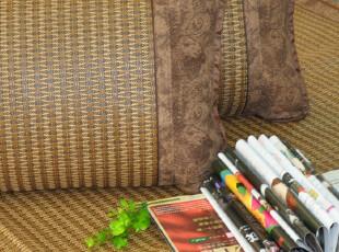 促销特惠 瑞兹家居 好心情 专柜正品/乌藤席三件套席梦思专用凉席,床品,