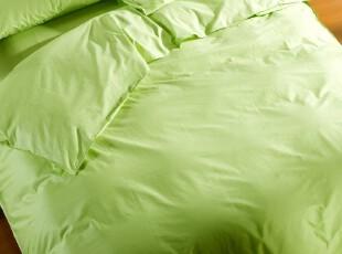 日式榻榻米床笠床罩式四件套 纯果绿色翠绿色1.5米1.8米床四件套,床品,