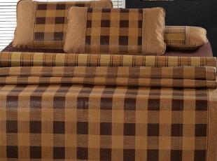 特价清仓包邮 AFML家纺 折叠凉席 藤席三件套 席子1.8/1.5米,床品,