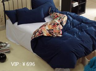 UM 床上用品潮流床品创意时尚贡缎四件套三件套单人AV Amazing Vi,床品,