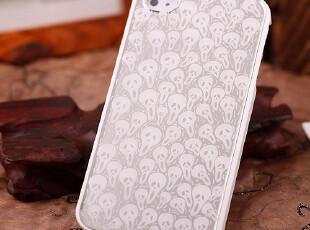 欧美风苹果iPhone4s手机壳幽灵面具iPhone4手机套保护套外壳配件,手机壳,