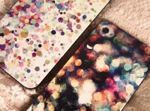 独家 璀璨星光 彩绘 iphone4S手机壳 苹果iphone4保护壳外壳 硬壳,手机壳,