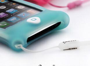 台湾Bone 正品 iphone4/3G/3GS/Touch4 空气防撞外壳 保护套,手机壳,