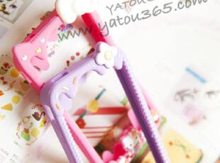【满6件包邮】童话仙境hellokitty-iphone4\4s硅胶 保护手机壳,手机壳,