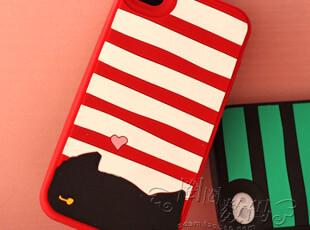 新款 cats猫猫 iphone4手机壳 iphone4s手机壳 苹果手机套 配件潮,手机壳,