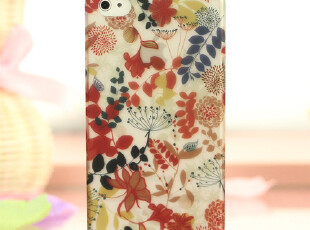 ME马也 苹果 iphone4 4s手机壳 保护套 蔓藤系列 外壳 壳子,手机壳,