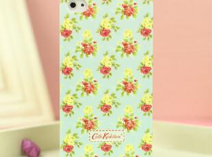 英伦Cath Kidston田园波点苹果4S手机壳套iPhone4s保护外壳套配件,手机壳,